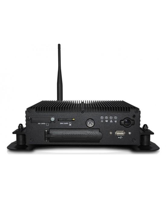 4G 1080P 8路車用DVR